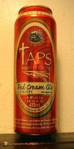 Taps Red Cream Ale