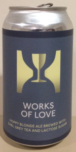Works Of Love: Earl Grey Tea & Lactose