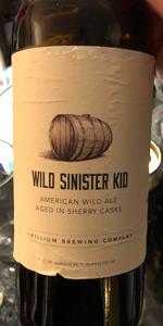 Wild Sinister Kid (Sherry)
