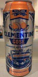 Tanker Truck Series: Clementine Gose