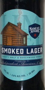 Samuel Adams Smoked Lager