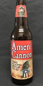 AmeriCannon Double Dry Hopped American Pale Ale