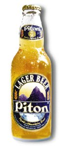 Piton Lager Beer
