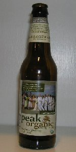Peak Organic Nut Brown Ale
