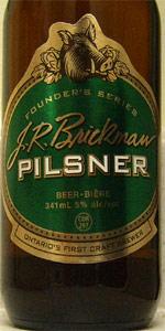 J.R. Brickman Pilsner