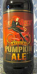 Red Racer Barrel Aged Imperial Pumpkin Ale