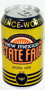 New Mexico State Fair Pale Ale