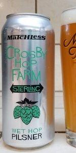 Crosby Hop Farm Sterling Pils