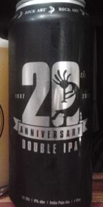 20th Anniversary Double IPA