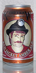 Red Jacket Amber Ale