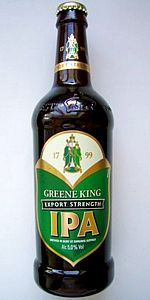 Greene King IPA Export Strength