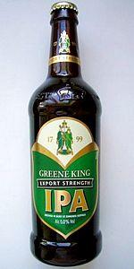 Greene King IPA Export Strength