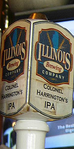 Colonel Harrington's IPA