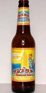 Beach Bum Blonde Ale