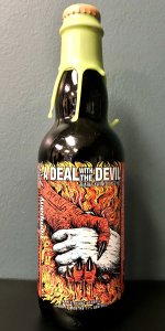 A Deal With The Devil - Apple Brandy Barrel-Aged