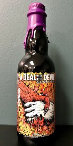 A Deal With The Devil - Rum Barrel-Aged