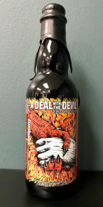 A Deal With The Devil (Glenmorangie Scotch Whiskey Barrel-Aged)