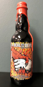 A Deal With The Devil - Double Oak-Aged