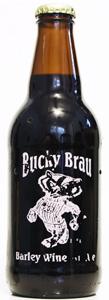 Bucky Brau Barley Wine Style Ale