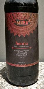 Henna: Cinnamon Babka