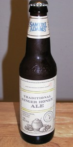 Brewer Patriot Collection - Traditional Ginger Honey Ale