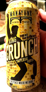 King Crunch Imperial Porter