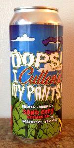 Oops! I Cullen'd My Pants!