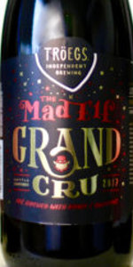 The Mad Elf Grand Cru