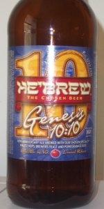 He'Brew Genesis 10:10
