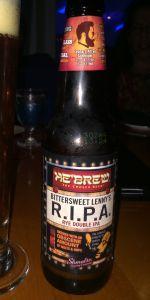 He'Brew Bittersweet Lenny's R.I.P.A.
