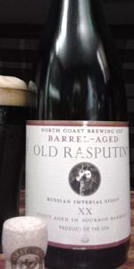 Old Rasputin Barrel Aged XX
