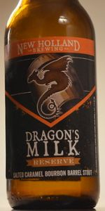 Dragon's Milk Reserve - Salted Caramel