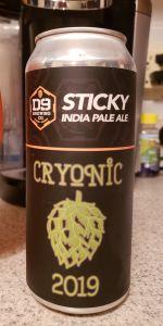 Cryonic - Sticky IPA