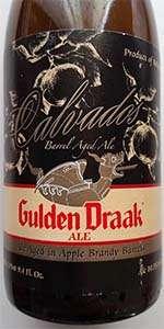 Gulden Draak Barrel Aged Calvados