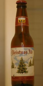 Bells Christmas Ale.Christmas Ale 2017 Bell S Brewery Eccentric Cafe
