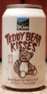 Bourbon Barrel Aged Teddy Bear Kisses With Coconut