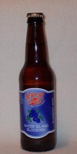 Newport storm rhode island blueberry newport craft for Rhode island craft beer