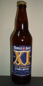 11th Anniversary Double Wheat