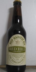 Red Hill Hop Harvest Ale