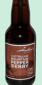 Australian Mountain Pepper Berry
