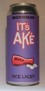 It's Ake