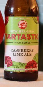 Tartastic Raspberry Lime