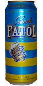 Svensk Fatöl 3,5%