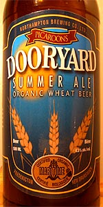 Dooryard Summer Ale