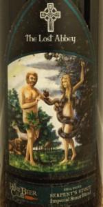 Serpent's Stout - Blended Bourbon Barrel-Aged