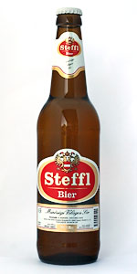 Brau Union Steffl Bier