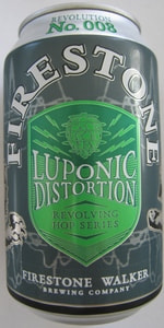 Luponic Distortion: Revolution No. 008