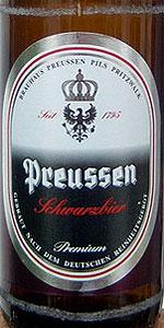 Preussen Schwarzbier Premium