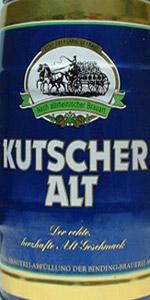Kutscher Alt