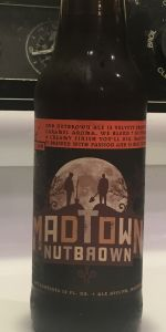 Mad Town Nut Brown